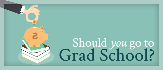 Should you go to grad school?
