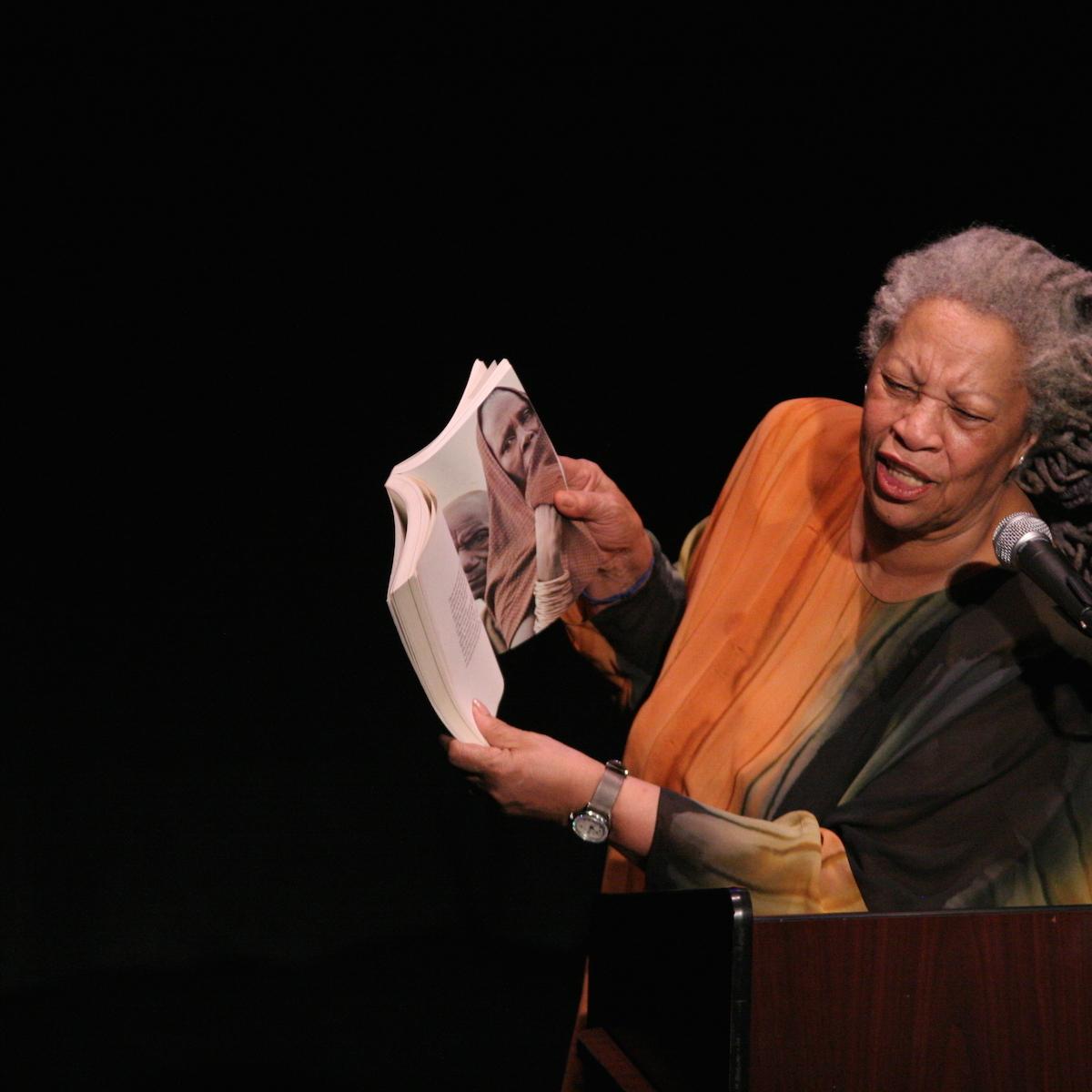 Flashback Analysis of Toni Morrison's Beloved