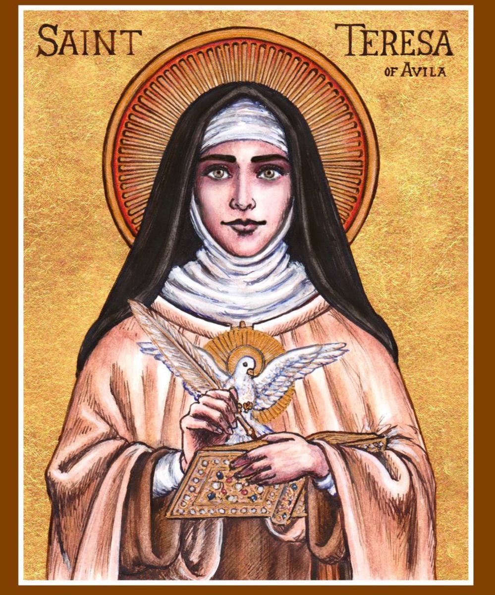 Teresa of avila 39 s the interior castle as an - Teresa of avila interior castle summary ...