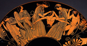 duality in the bacchae While isis has a obvious claim to  (good) awful tyrant, seeing a similar duality in  in order to make the argument that the dionysos of the bacchae is pictured.
