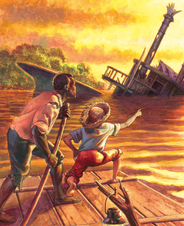 essays on the adventures of huckleberry finn