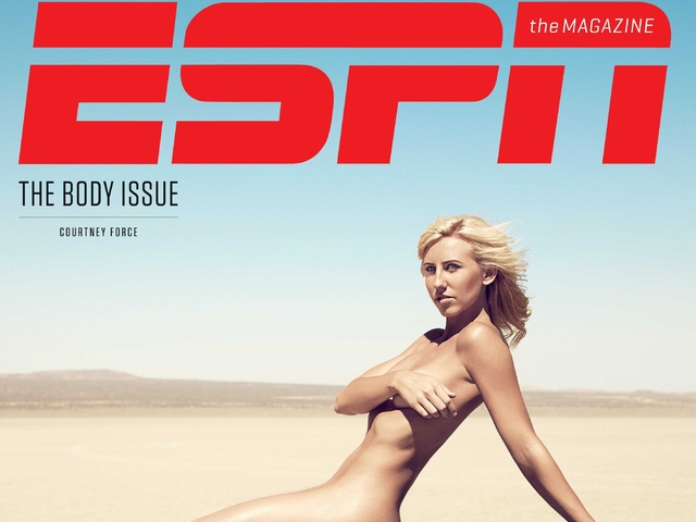 "ESPN's ""Body Issue"""