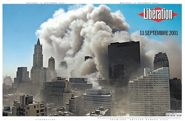 Liberation Cover Page September 11, 2001